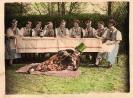 Damenkomitee vor dem Krieg vorne Maria Boch